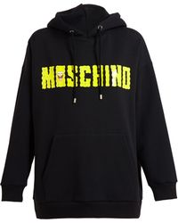 Moschino Spongebob Squarepants Hooded Sweatshirt - Lyst