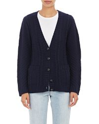 Sea - Mixed-stitch Cardigan - Lyst