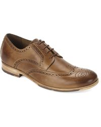 Rockport Castleton Leather Wingtip Oxfords - Lyst
