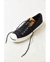 Converse Jack Purcell Textile Mens Sneaker - Lyst