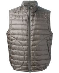 Herno Sleeveless Padded Jacket - Lyst