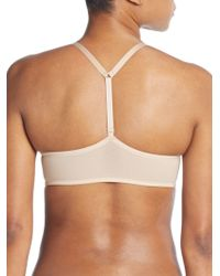 7f1cd4928d Josie Natori - Jetset T-back Front Close Bra - Lyst