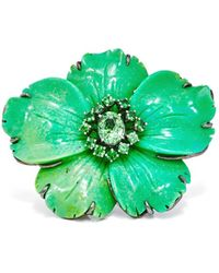 Lydia Courteille - One Of A Kind Amazonia Ring - Lyst