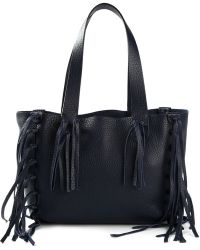 Valentino Blue C-rockee Tote - Lyst