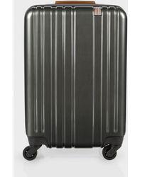 Paul Smith - Small Grey Ridgeback Trolley Suitcase - Lyst
