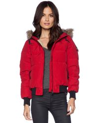 Penfield Skipton Down Insulated Glacier Jacket - Lyst