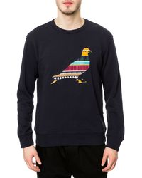 Staple The Visaya Crewneck Sweatshirt - Lyst