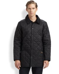 Barbour Liddesdale Quilted Jacket - Lyst