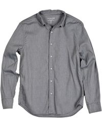 Save Khaki G Oxford Shirt - Lyst