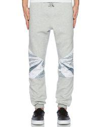 Staple Gray Titan Sweatpants - Lyst