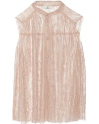 Day Birger Et Mikkelsen Night Tangle Lace Top - Lyst