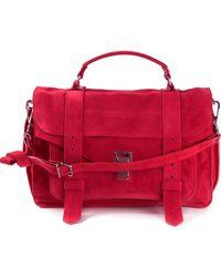 Proenza Schouler Medium Ps1 Shoulder Bag - Lyst