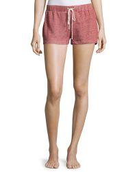 Csbla - Dakota Drawstring-waist Shorts - Lyst