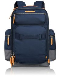 Tumi Men'S 'Dalston - Alvington' Backpack - Blue - Lyst
