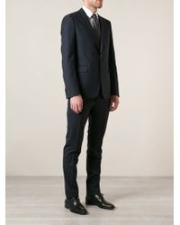 Valentino Formal Two Piece Suit - Lyst