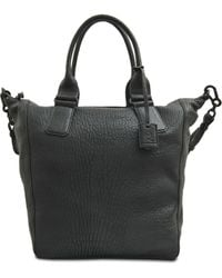 McQ by Alexander McQueen Stepney Bubble Leather Bag - Lyst