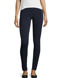 Donna Karan New York Jersey Leggings - Lyst