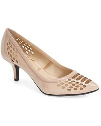 J. Reneé Halina Pointed-Toe Pumps - Lyst