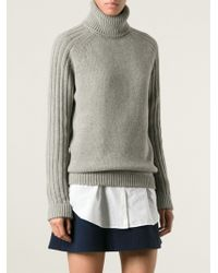 See By Chloé Turtle Neck Sweater - Lyst