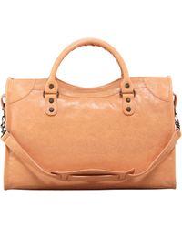 Balenciaga Classic City Bag Rose Blush - Lyst