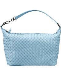 Bottega Veneta Handbag Small Shoulder Intrecciato - Lyst