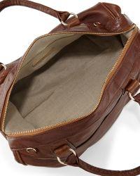 Lauren Merkin | Quinn Leather Duffel Bag | Lyst