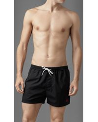Burberry Lightweight Swim Shorts - Lyst
