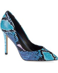 Charles By Charles David Pact Stiletto Pumps - Lyst