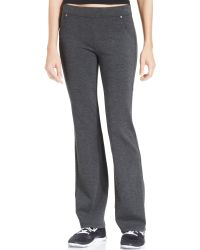 Calvin Klein Performance Bootcut Lounge Pants - Lyst