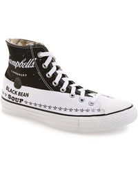 Converse Chuck Taylor All Star Andy Warhol Collection High Top Sneaker - Lyst