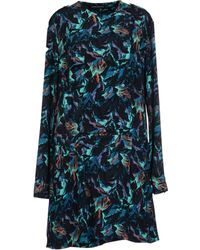 Antik Batik Green Short Dress - Lyst