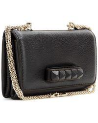 Valentino Va Va Voom Leather Shoulder Bag - Lyst