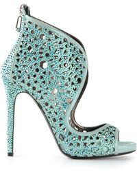 Philipp Plein Shiny Star Boot - Lyst