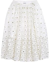 Alice By Temperley Daisy Skirt - Lyst