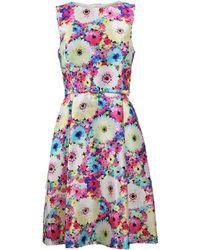 Oscar de la Renta | Azalea A-line Dress | Lyst