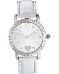 Lipsy - Large Number Watch - Lyst