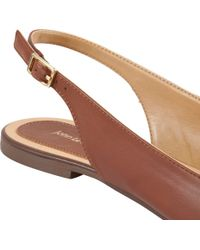 John Lewis - Brighton Leather Court Shoes - Lyst