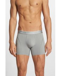 Calvin Klein 'Air Fx' Low Rise Boxer Briefs - Lyst