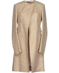 Nina Ricci Full-length Jacket - Lyst