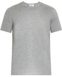Acne Studios - Eddy Crew-Neck T-Shirt - Lyst