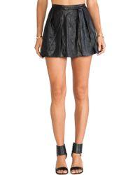 Blank NYC Skirt - Lyst