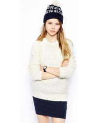 Jack Wills - Bewick Crew Sweater - Lyst