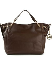 Michael by Michael Kors Jet Set Chain Tote - Lyst