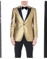 Richard James  Gold Christmas Jacket - Lyst