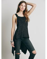 Free People Utility Sweater Tank - Lyst