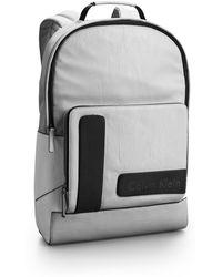 Calvin Klein White Label Gibson Backpack gray - Lyst