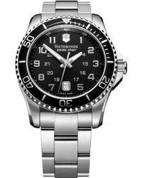 Victorinox - Maverick Gs Watch - Lyst