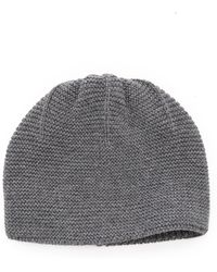 Folk - Reverse Knit Hat - Lyst