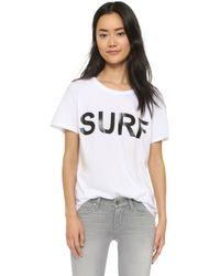 Mikoh Swimwear - Surf Tee - Lyst