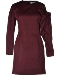Viktor & Rolf R Short Dress - Lyst